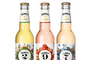 Sip and Share Your Gossip With Tempt Cider