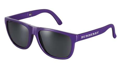 Foldable Brightly Colored Sunglasses