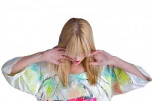 The Lilly Lab Collection Features Paint-Splattered Tees