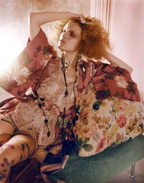 Guinevere Van Seenus Editorial