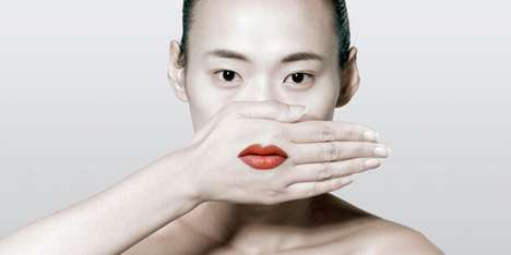 Surreal Facial Shoots - Giuseppe Mastromatteo Captures Creepy Yet Arresting Minimalist Images