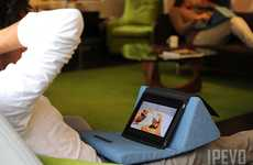 Cozy Tablet Cushions