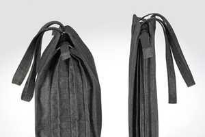 The Bellows Laptop Bag Doubles as an Overnight Bag