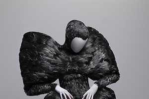Alexander McQueen 'Savage Beauty' Exhibit at the Metropolitan Museum