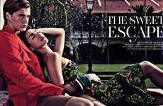 Spicy Resplendent Photography - The Sweet Escape by Joel Lim has a Zesty Flavor of Fashion