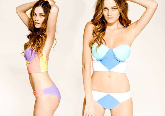 Streamlined Swimsuits