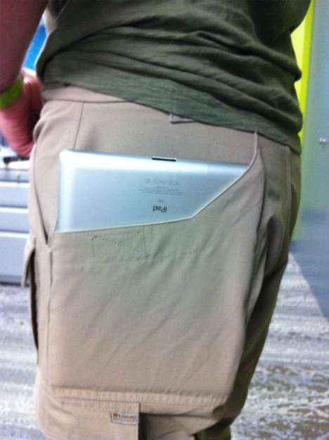 iPad 2 Tactical Pants