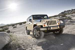 The 2011 Jeep Wrangler Mojave Pays Tribute to the Famous Dusty Trail