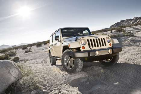 Jeep Wrangler Mojave