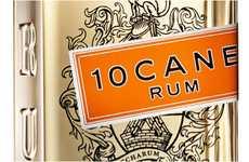 Elegant Alcohol Branding