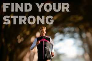 Saucony's Athletic Ad Campaign Asks Users to Find Their Strength