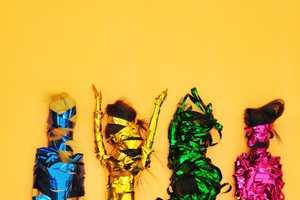 Brazillian Artist Herbert Loureiro Creates Youthful Art