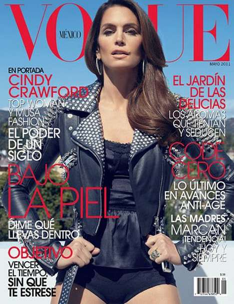 Vogue Mexico May 2011