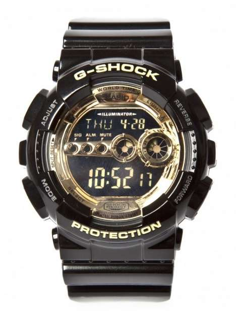 Casio G-Shock Metallic Goldpack