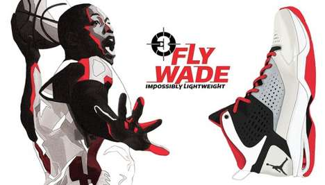 Jordan Fly Wade