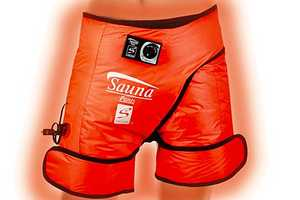 These Vibrating Sauna Pants from Closeoutzone are Super Hot