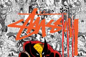 Stussy Teams Up With Marvel Comics to Produce Some Badass Posters