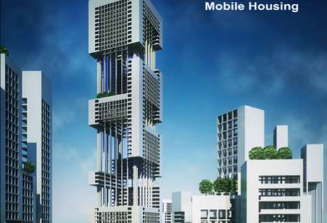 Mo Ho Mobile Housing