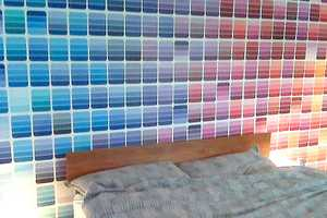 DIYers Take Swatching to the Next Level