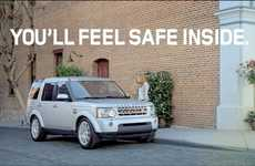 Liar Liar Car Commercials - The Land Rover LR4 Pathological Liar Video Makes Living a Lie Funny
