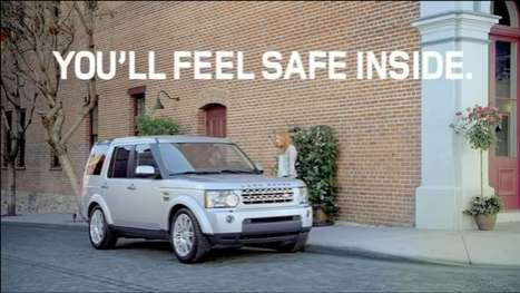 Land Rover LR4 Pathological Liar