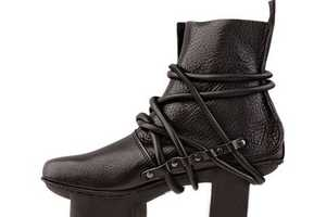 Trippen Dream Shoes Have a Strappy, Unconventional Aesthetic