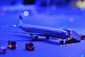 Miniature Airport Exhibit Opens at Miniatur Wunderland in Hamburg