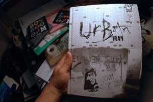 Urban Iran Collection Shows Sociopolitical Graffiti, Essays & Photography
