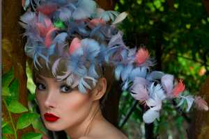 The Hatwoman Spring 2011 Collection Takes Couture Headwear to New Heights