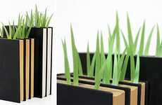 Grassy Bookmarks