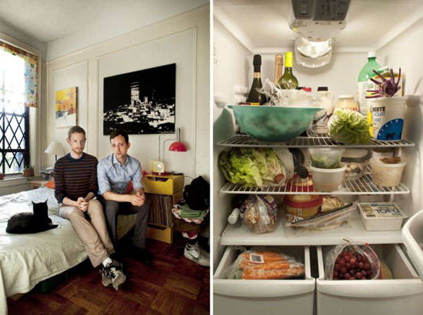 Refrigerator Exploration Photography