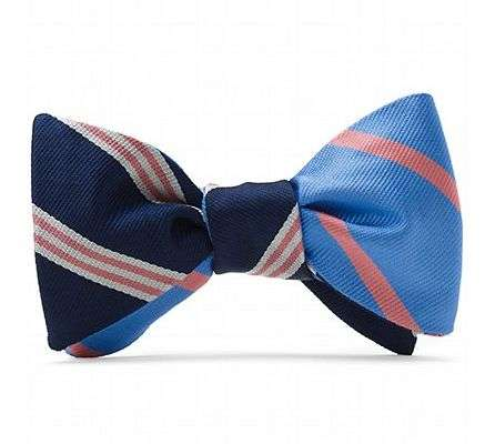 Social Primer for Brooks Brothers Bow Ties