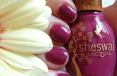 Planet Preserving Polish - Sheswai Lacquer Creates Toxic-Free Nail Polish