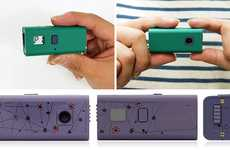 Candy-Hued Pocket Cameras