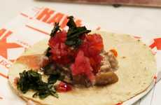 Tantalizing Beer Promotions - Dos Equis Serves Veal Brain at the Feast of the Brave Taco Truck