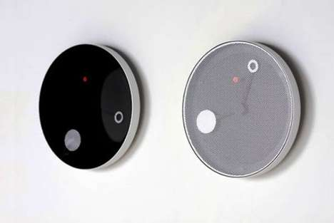 Eclipsion Wall Clock