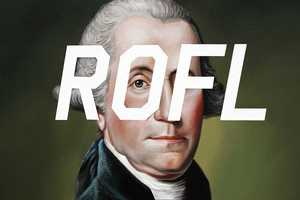 Artist Shawn Huckins Releases Comedic Historical Portraits