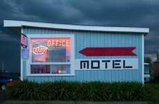 Cheerful Motel Photography