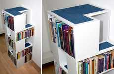 Creative Kitty Furnishings - Urban Cat Design Creates Handmade Cat-Friendly Furniture for Cat Owners