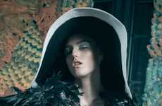 Contemporary Transilvanian Couture