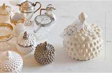 Delicate Lace Ceramics