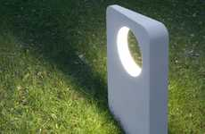 Lunar Landscape Lighting