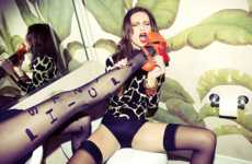 Quirky Sensual Shoots