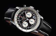 Retro Aviator Watches - The Breitling Super Constellation Celebrates an Aged Aviation Icon