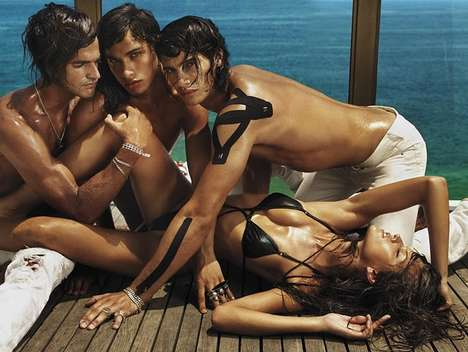 Rio World by Mario Testino