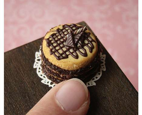 These Miniature Foods & Foodlike Accessories Are Delish
