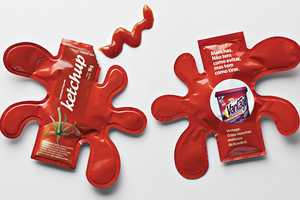 The Vantage Ketchup Campaign Challenges the Permanece of Stains