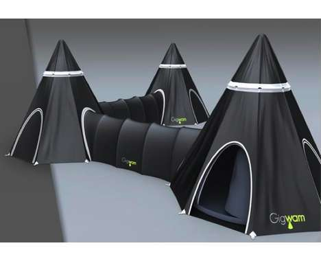 Innovative Tents