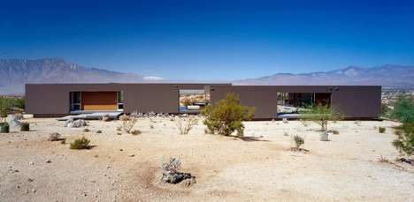 Desert House by Marmol Radziner