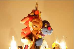 Kim Songhe Turns Disney Toys into Soft and Cuddly Lighting Fixtures